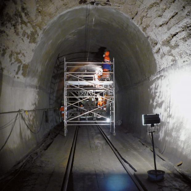 Konstrukcje tunelowe
