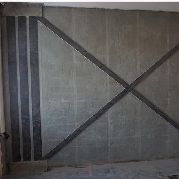 Wzmocnienie konstrukcji murowej produktami S&P