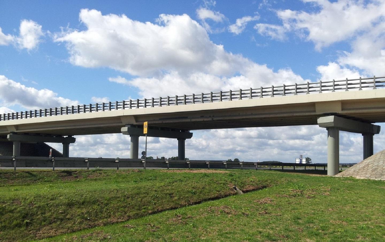 Autostrada A4 wiadukt Magnuszowice