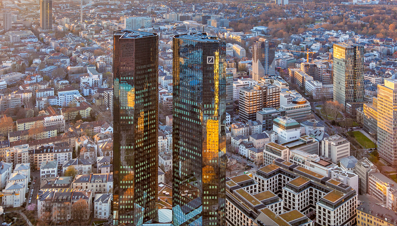 Deutsche Bank AG, Frankfurt nad Menem