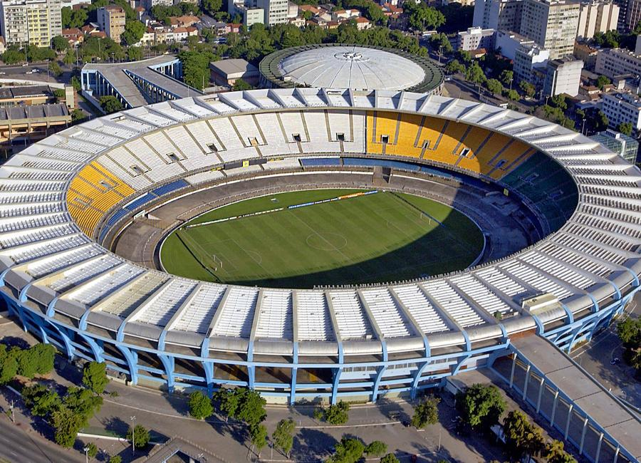 Stadion piłkarski Maracanã
